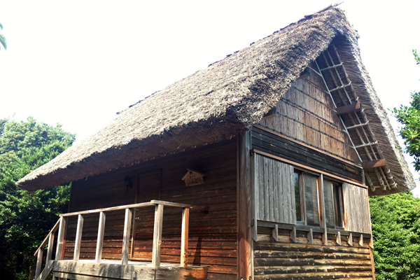 Mahoroba, country to experience ancient times