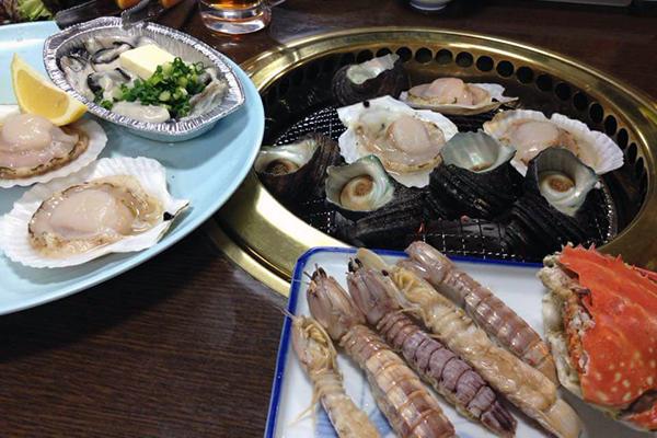 海鮮料理 磯