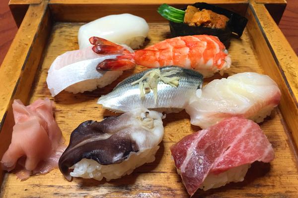 寿司一 伊部店